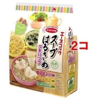 dポイントが貯まる・使える通販  スープはるさめ プチパック (6食入*2コセット) 【dショッピング】 スープ・味噌汁 おすすめ価格