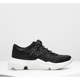 チャンキースニーカー / Chunky Sneakers (Black)