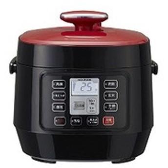 小泉成器 電気圧力鍋 KSC-3501-R レッド