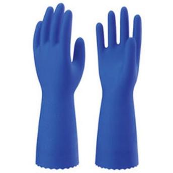 ショーワグローブ No170耐油厚手 Lサイズ 塩化ビニール手袋 (裏毛付) NO170L 【返品種別A】