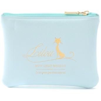 【ボン・フェット/Bonnes Fetes】 ユピテル・ティッシュポーチ/Lilou cat