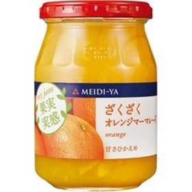 明治屋 MY 果実実感 ざくざくオレンジマーマレード (340g)