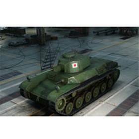 ファインモールド 1/35 一式中戦車(World of Tanks)【24001】 プラモデル FM 24001 イチシキチュウセンシャ World of Tanks 【返品種別B】