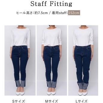 パンツ・ズボン全般 - Re: EDIT お客様のお声から誕生した360度伸びるロールアップデニム ストレスフリーストレッチロールアップデニム ボトムス/パンツ/デニムパンツ