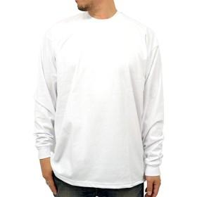 PRO CLUB(プロクラブ) Tシャツ 無地 メンズ ホワイト L