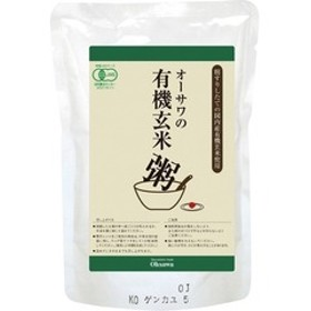 オーサワの有機玄米粥 (200g)
