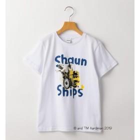 【シップス/SHIPS】 SHIPS KIDS:【ひつじのショーン】<MAYHEM IN THE MEADOW!>Tシャツ(145cm)