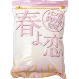 春よ恋 100%(パン用強力粉) (1kg)