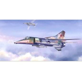 dポイントが貯まる・使える通販| トランペッター 1/48 MiG-27 フロッガーD型【05802】 プラモデル TR 05802 MiG-27 フロッガーDガタ 【返品種別B】 【dショッピング】 プラモデル おすすめ価格