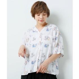 【ダブルネーム/DOUBLE NAME】 アロハシャツ