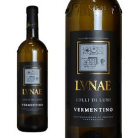 エチケッタ・ネーラ コッリ・ディ・ルーニ・ヴェルメンティーノ 2015年 ルナエ社 正規 (イタリア リグーリア 白ワイン)