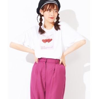 [マルイ]【セール】スイーツバリエーションフォトTシャツ/ウィゴー(メンズ)(WEGO)