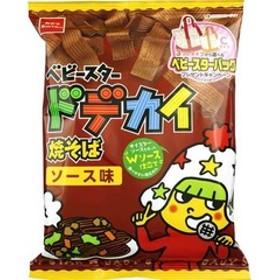 ベビースター ドデカイ 焼そば ソース味 (73g)
