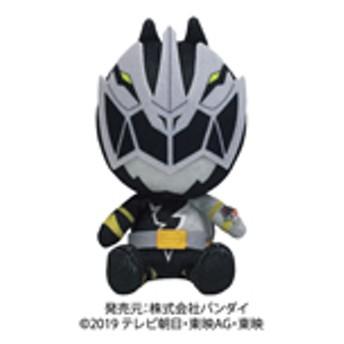 騎士竜戦隊リュウソウジャー 戦隊ヒーローぬいぐるみシリーズ リュウソウブラック