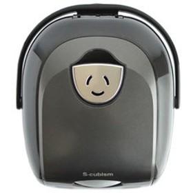 炊飯器 エスキュービズム マイコンジャー炊飯器(4合炊き) ブラック S-cubism SCR-H40B 【返品種別A】