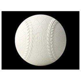 ナイガイ 軟式野球用ボール(ホワイト)【2個】 naigai-rubber ナイガイベースボール B号(中学生用) ナイガイNEWナンシキBゴウ2P 【返品種別A】