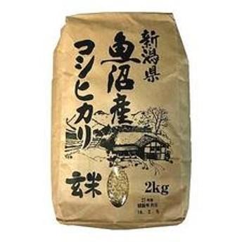 dポイントが貯まる・使える通販| 藤井 魚沼産コシヒカリ玄米 2KG 【dショッピング】 精米 おすすめ価格