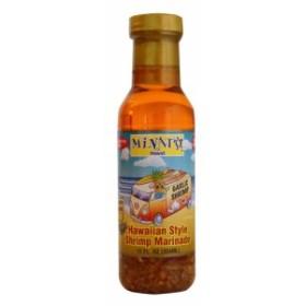 【送料無料】 MINATO HAWAII(ミナトドレッシング)ハワイアンスタイル・シュリンプマリネイト 354ml ハワイの食品 ハワイのドレッシン