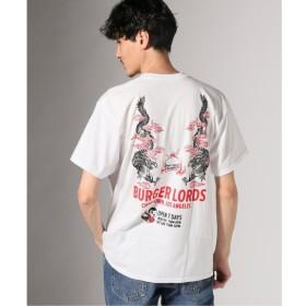 【ジャーナルスタンダード/JOURNAL STANDARD】 BURGER LORDS /バーガーローズ : DRAGON POCKET TEE