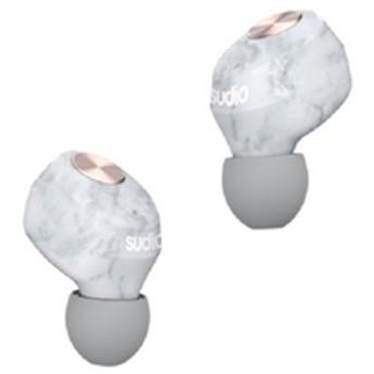 Sudio 完全ワイヤレス Bluetoothイヤホン(マーブル) Sudio Niva SD-0030 【返品種別A】