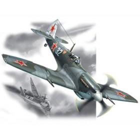 ICM 1/48 スピットファイア LF. Mk. IX (ソビエト空軍)【48066】 プラモデル ICM 48066 スピットファイア LF. Mk. IX 【返品種別B】