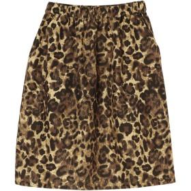 【6,000円(税込)以上のお買物で全国送料無料。】レオパードタイトスカート
