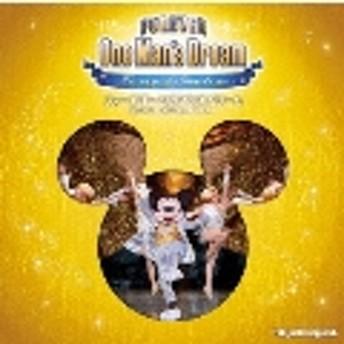 東京ディズニーランド フォーエバー・ワンマンズ・ドリーム ヒストリー・オブ・ショーベース [2SHM-CD SHM-CD