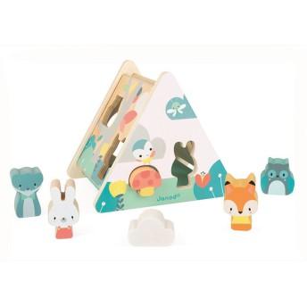 ピュア・シェイプ・ソーター おもちゃ おもちゃ・遊具・三輪車 ベビートイ (229)