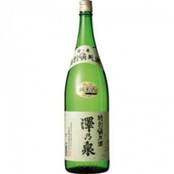 dポイントが貯まる・使える通販| 【単品】澤乃泉 特別純米 1800ml 【dショッピング】 純米酒 おすすめ価格