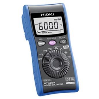 dポイントが貯まる・使える通販| 日置電機 デジタルマルチメータ HIOKI DT4224 【返品種別A】 【dショッピング】 工具 その他 おすすめ価格