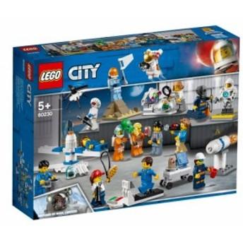 送料無料 レゴ ミニフィグセットー宇宙探査隊と開発者たち 60230 おもちゃ こども 子供 レゴ ブロック LEGO