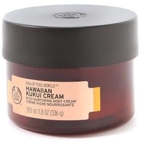 【ザ・ボディショップ/THE BODY SHOP】 ハワイアン リッチボディクリーム