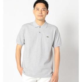 【シップス/SHIPS】 LACOSTE:【L1264AL】ヘザー ポロシャツ