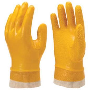 ショーワグローブ 作業用手袋ハイロン#30 Lサイズ 塩化ビニール手袋 (裏布付) NO30L 【返品種別A】