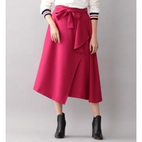 【ラブレス/LOVELESS】 【LOVELESS】アシンメトリーミモレスカート