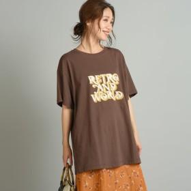 [マルイ]【セール】70sロゴBIGTシャツ/リップスター(LIPSTAR)