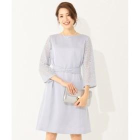 【エニィスィス/any SiS】 【洗える】クラシカルレース ワンピース ドレス