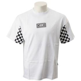 【エービーシー・マート/ABCマート】 Checker Sleeve S/S T-Shirts