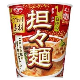 日清の担々麺 (79g*12食入)