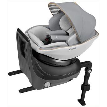 コンビ クルムーヴ ISOFIX エッグショック JL-540 グレー チャイルドシート ベビーカー・カーシート・だっこひも カーシート・カー用品 チャイルドシート(新生児~) (41)