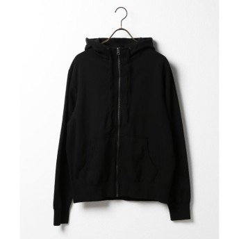 【ジャーナルスタンダード/JOURNAL STANDARD】 SKU SUPIMA FLEECE ZIP HOODED SWEATSHIRT