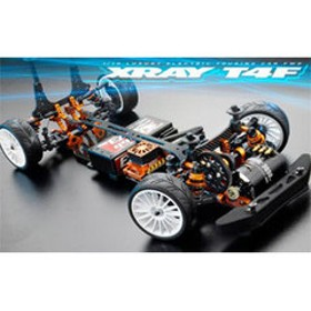 セントラルアールシー 1/10 2WD FWD ツーリングカー XRAY T4F【300200#】 XRAY 300200# XRAY T4F 【返品種別B】