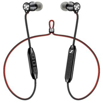 ゼンハイザー Bluetooth対応ダイナミック密閉型カナルイヤホン(ブラック) SENNHEISER MOMENTUM Free M2 IEBT SW Black 【返品種別A】