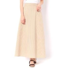 【テチチ/Te chichi】 サッカーストライプAラインスカート