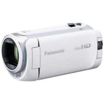 パナソニック(家電) デジタルハイビジョンビデオカメラ (ホワイト) HC-WZ590M-W