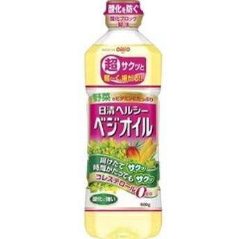 dポイントが貯まる・使える通販| 日清 ヘルシーベジオイル (600g) 【dショッピング】 食用油 おすすめ価格