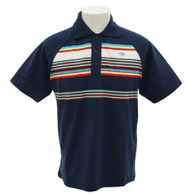 【Super Sports XEBIO & mall店:トップス】ポロシャツ 517103NVY