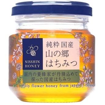 日新蜂蜜 純粋国産 山の郷はちみつ ( 120g )/ 日新蜂蜜