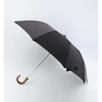 【シップス/SHIPS】 FOX UMBRELLAS: メイプルハンドル 折りたたみ傘