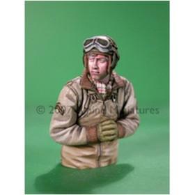 アルパイン 1/35 アメリカ戦車兵(冬服) #2【AM35034】 レジンフィギュア MS AM35034 アメリカセ 【返品種別B】